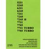 Thumbnail Zetor 5211 5245 Spare Parts Catalog